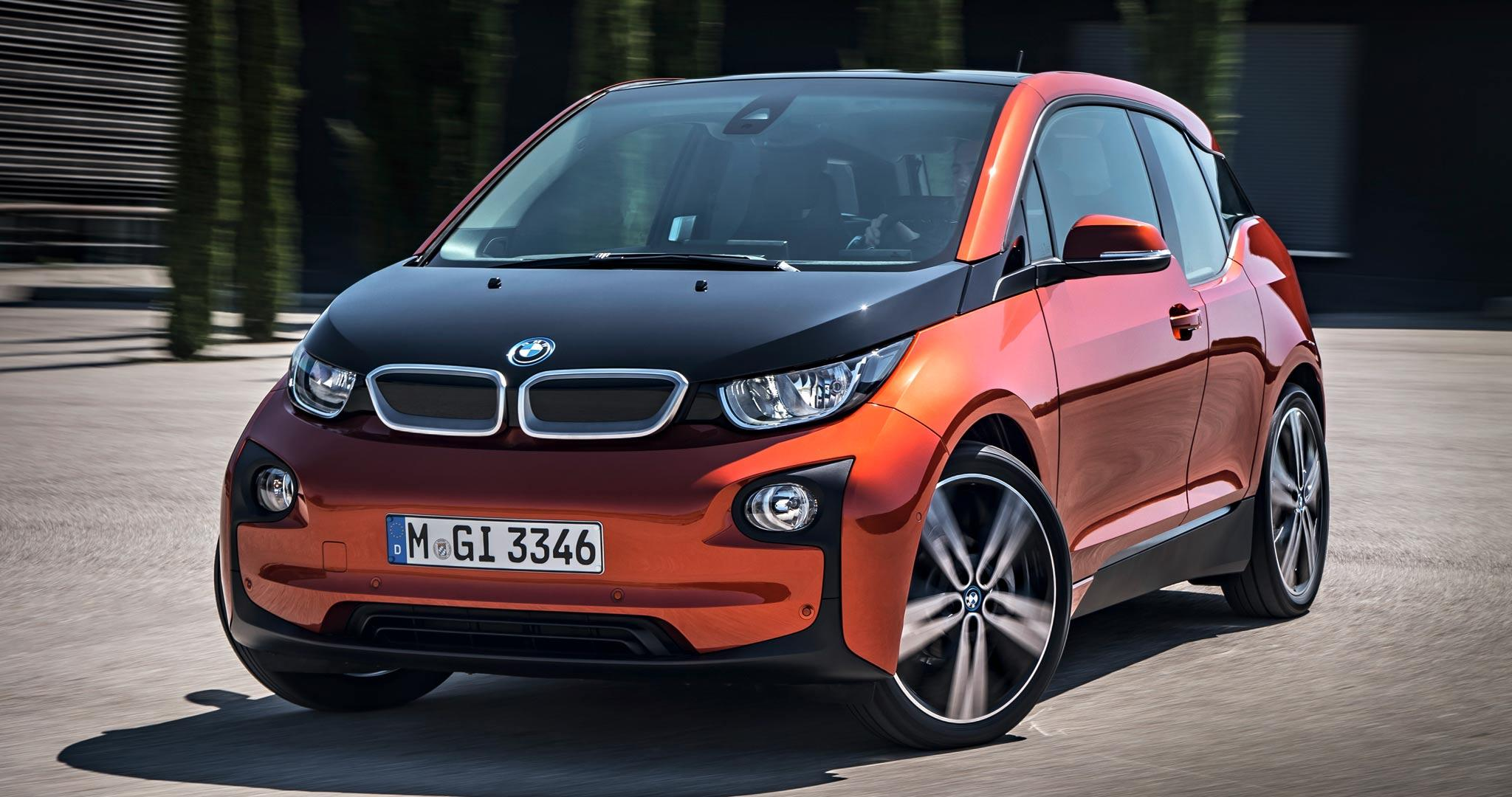 Bmw Suv Will Compete With The Tesla Model X Electric Vehicle