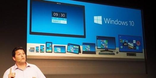Microsoft Windows 10 OS Features