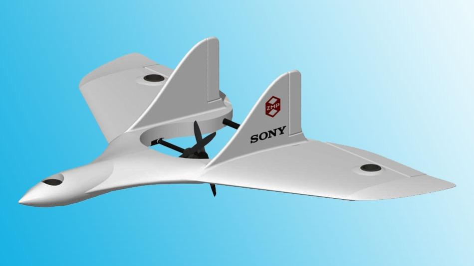 Sony Mobile and ZMP Collaborate to Create Aerosense, a Drone Photography Company