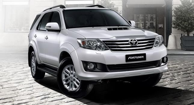 Second Generation Toyota Fortuner Delivers Coupe SUV Experience