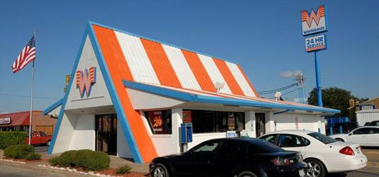 Whataburger open carry law