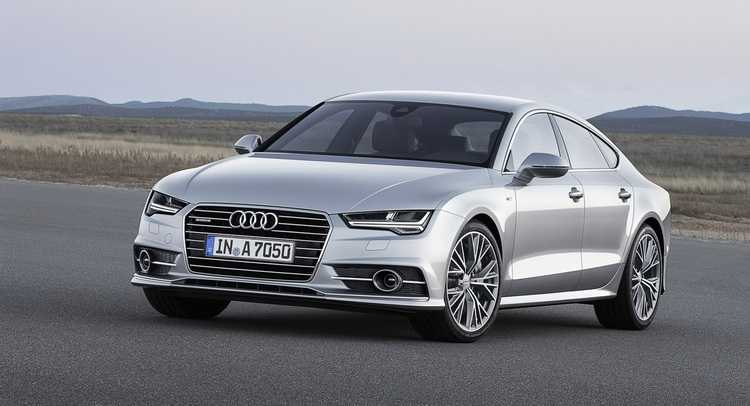Next Generation of Audi A7 Expected to Sport a Completely New Look