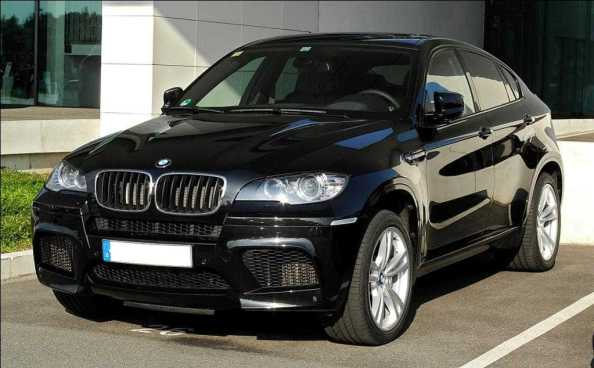 2015 BMW X6 M Upgrade