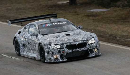2016 BMW M6 GT3 GTLM