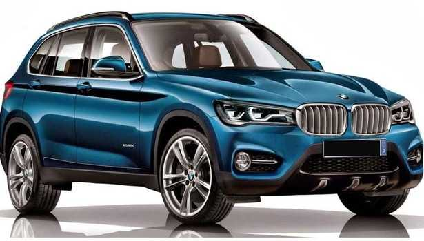 2016 BMW X1 Expanding the Range with Plug-In Hybrid Model