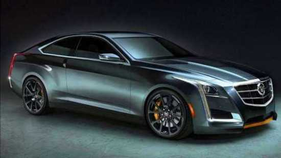 2016 Cadillac CTS-V Coupe