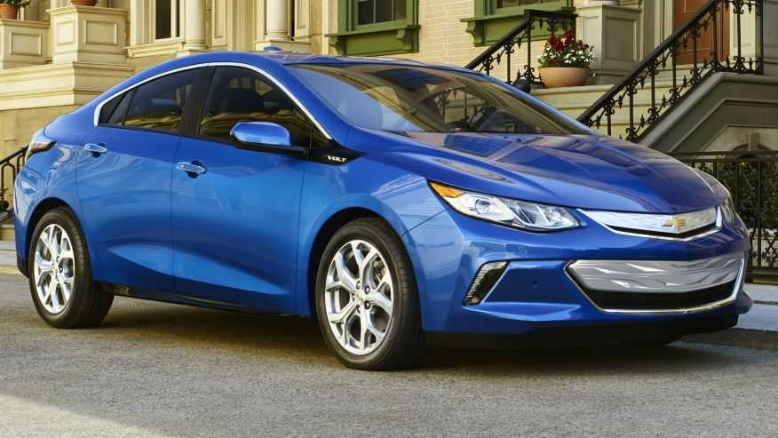 2016 Chevrolet Volt Can go up to 53 Miles with One Battery Charge