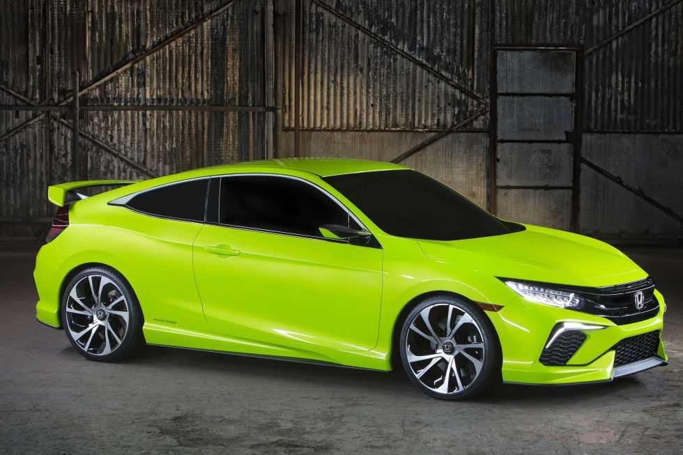 2016 Honda Civic Sedan Set for September Release, Coupe will Follow