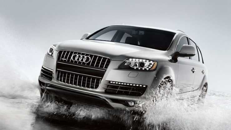 Audi's All-Electric SUV is a Direct Competitor to Tesla Model X
