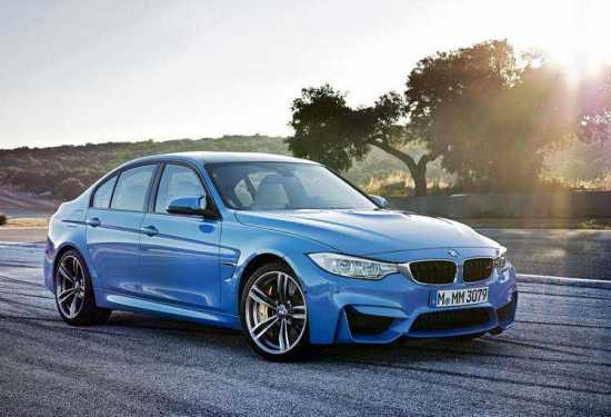 BMW-M4-Coupe