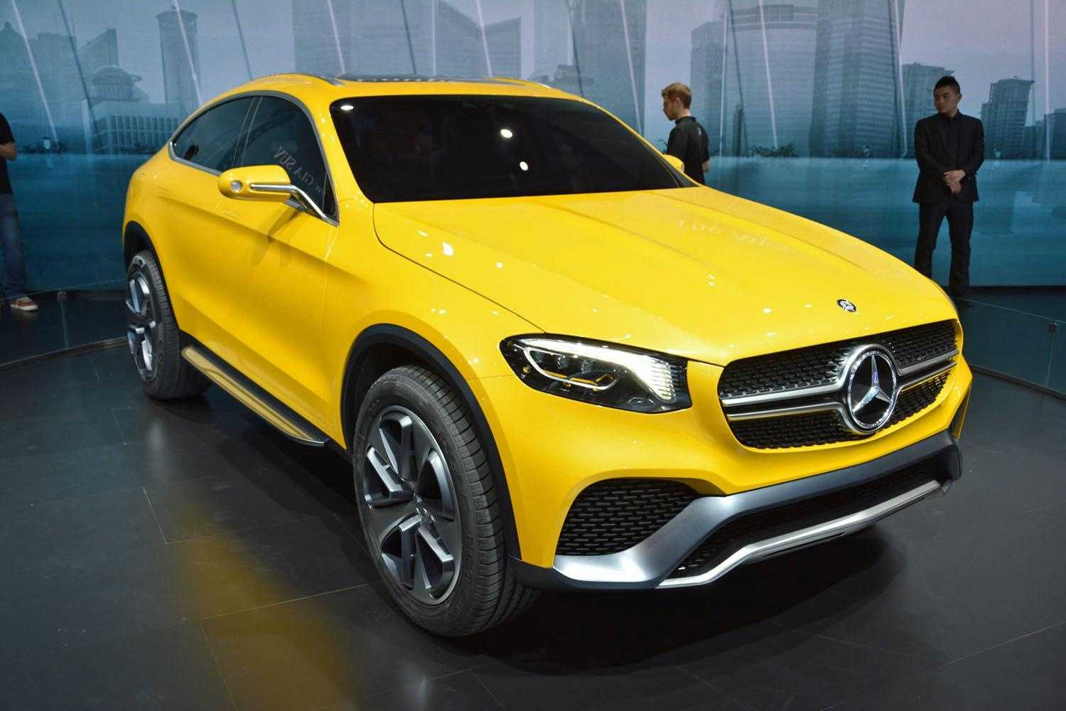 Mercedes Gets the SUV it Needs in the Form of Mercedes Benz GLC