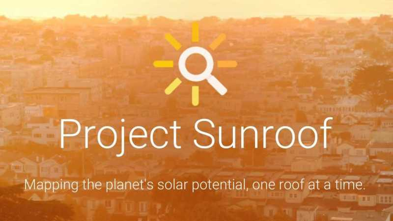 Project Sunroof
