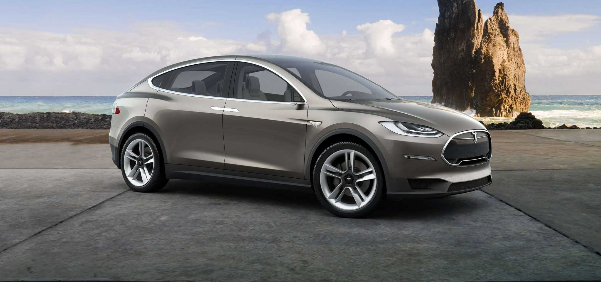Tesla Model X Signature Series Offers Abnormal Speed at Insane Price