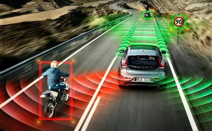 self driving car tests