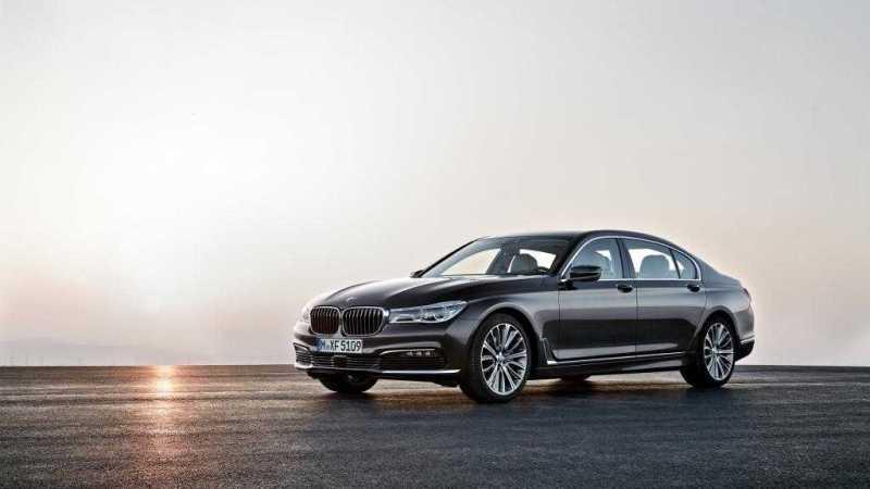 2016 BMW 7 Series Interior
