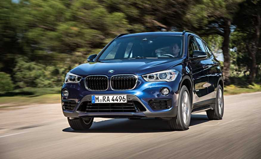 2016 BMW X1 Test Drive Proves it's the Best Small SUV Out There