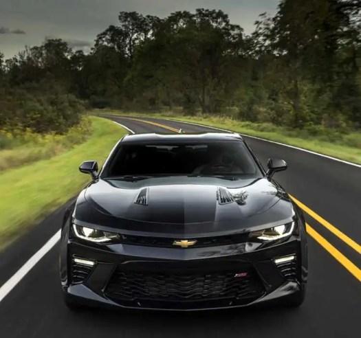 2016-Chevrolet-Camaro-Black