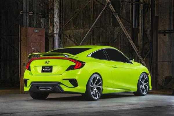 2016 Honda Civic Release