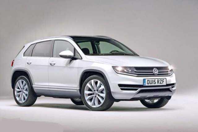 2016 Volkswagen Tiguan – Second Generation of Tiguan is Bigger and More Efficient