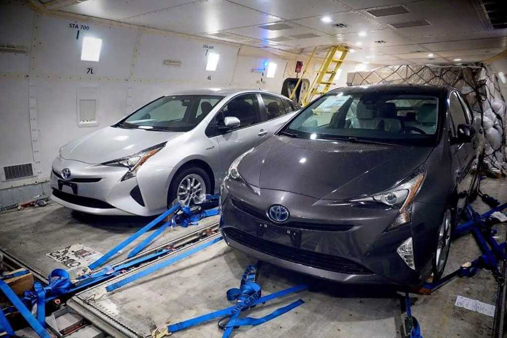 Trim Levels of Specific 2016 Toyota Prius Models Confirmed at Japan Expo