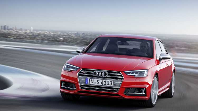Audi S4 2017 to be Powered by TurboCharged Engines: To Feature only Auto Transmission
