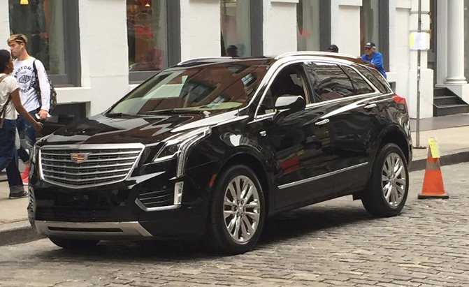 2017 Cadillac XT5 – Cadillac Taking an Unconventional Approach With Announcement of the New SUV