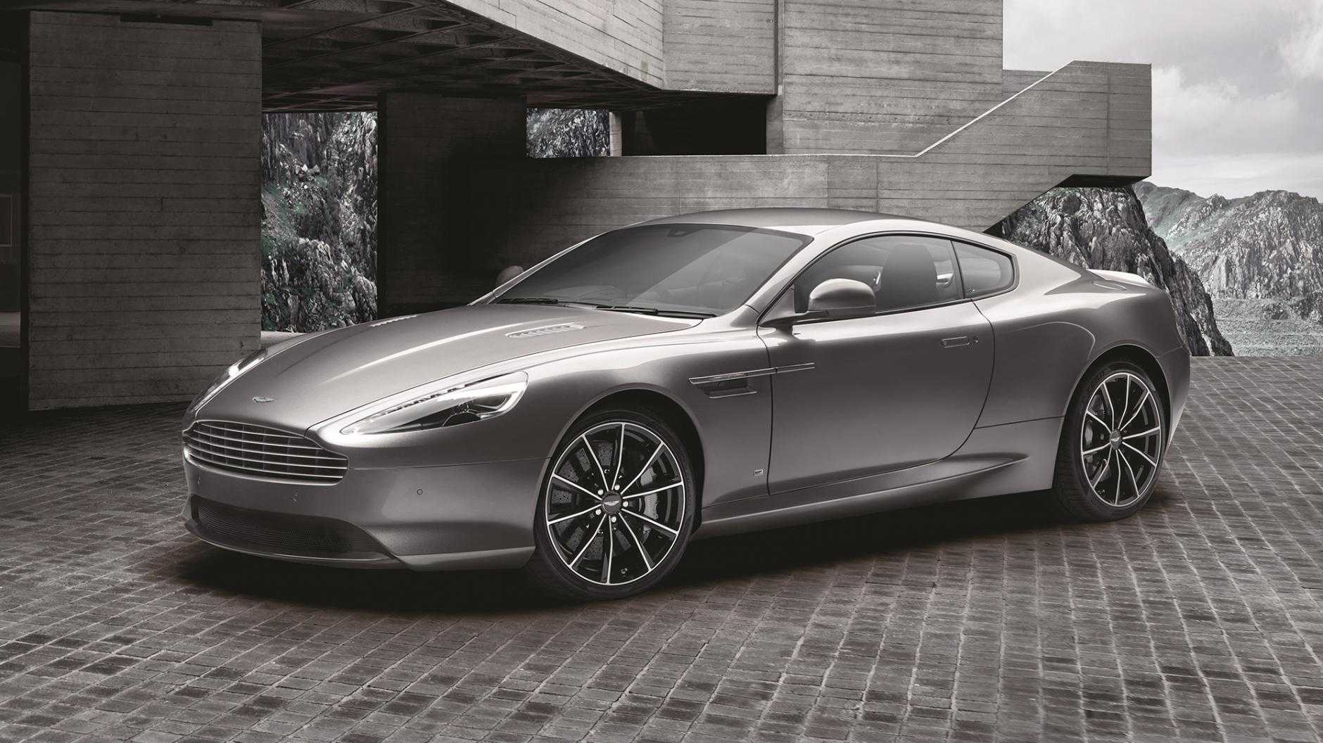 Aston Martin DB9 is going to be DB11, Brand Boss Confirms