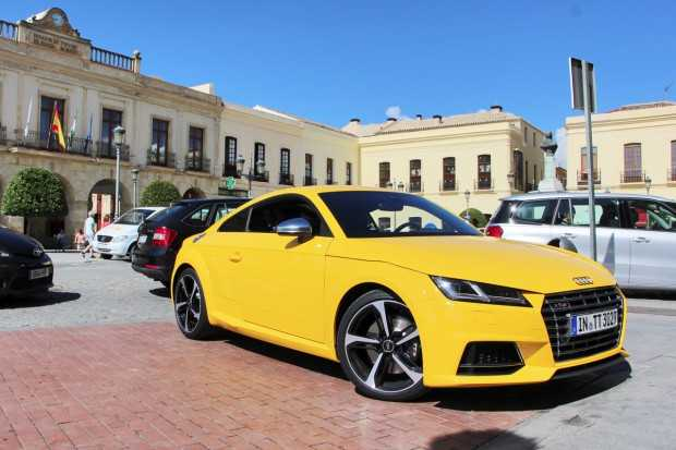 2016 Audi TT Improved with New Style Factors to Attract Buyers