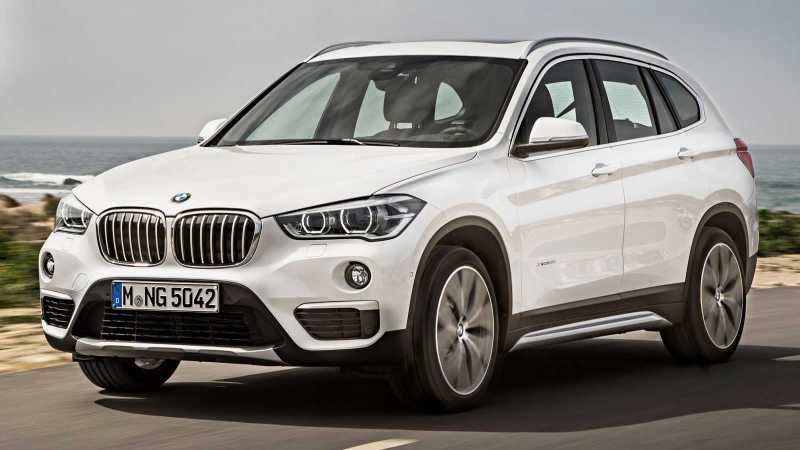 BMW 2016 X1