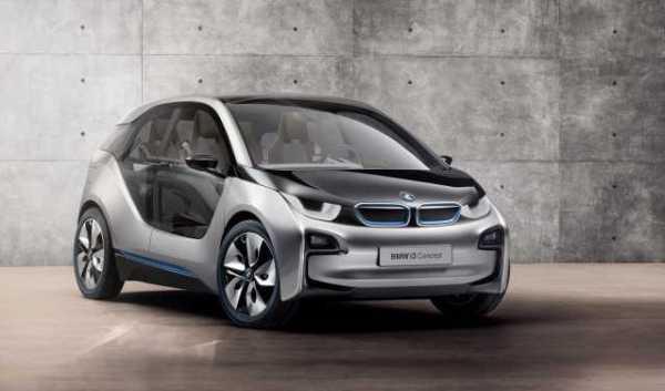 BMW; Electric Hybrids