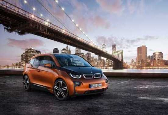 BMW i3 Car Hack