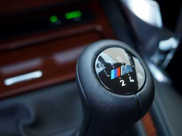 BMW manual-transmission