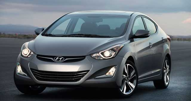2017 Hyundai Elantra Debuts in Korea with More Powerful Engine and Better Design