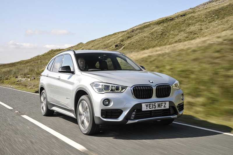 Redesigned 2016 BMW X1 Stands Tall in the SUV Segment: Sports a Commanding Presence