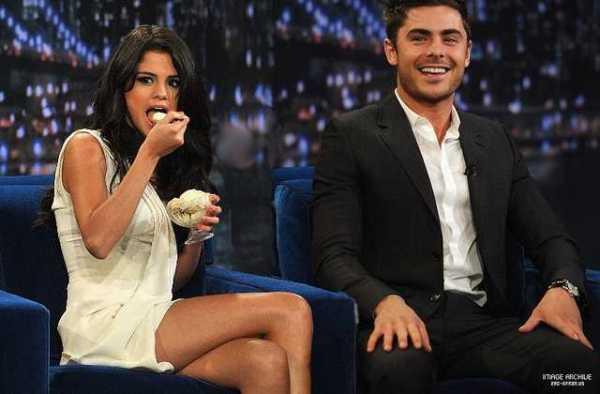 Selena Gomez Zac Efron