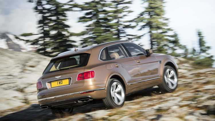 Queen Elizabeth II Gets the First Crack at the Bentley Bentayga Luxury SUV