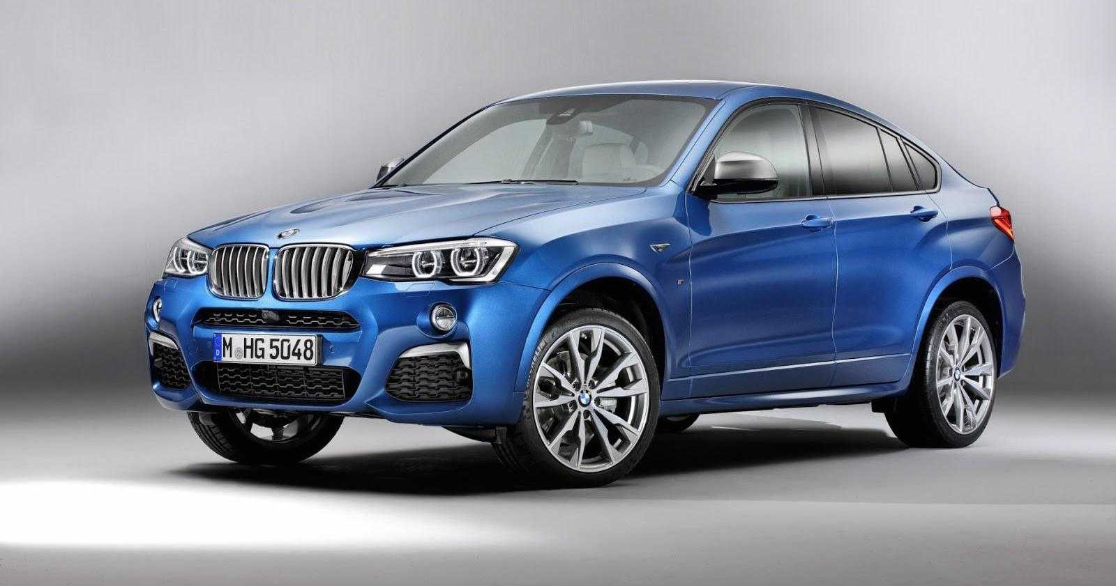2017 BMW X4 M40i – Leaked Images Show First Glimpse at Interior