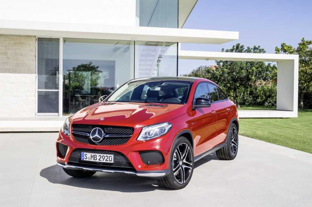 2016 Mercedes Benz; 2016 GLE 450 AMG 4Matic