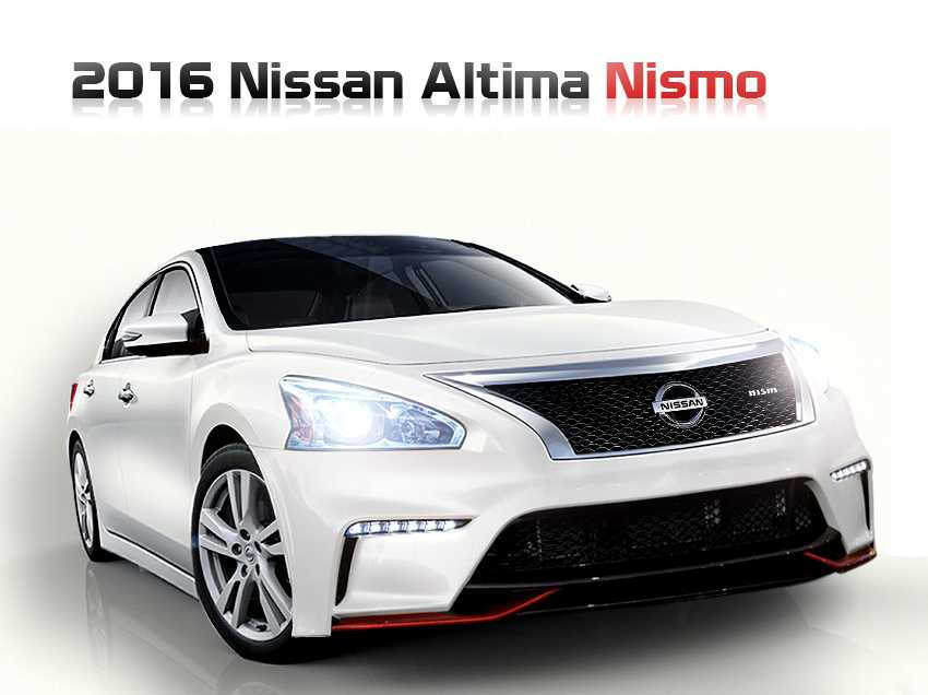 all new 2016 nissan altima production commences in tennessee pricing announced. Black Bedroom Furniture Sets. Home Design Ideas