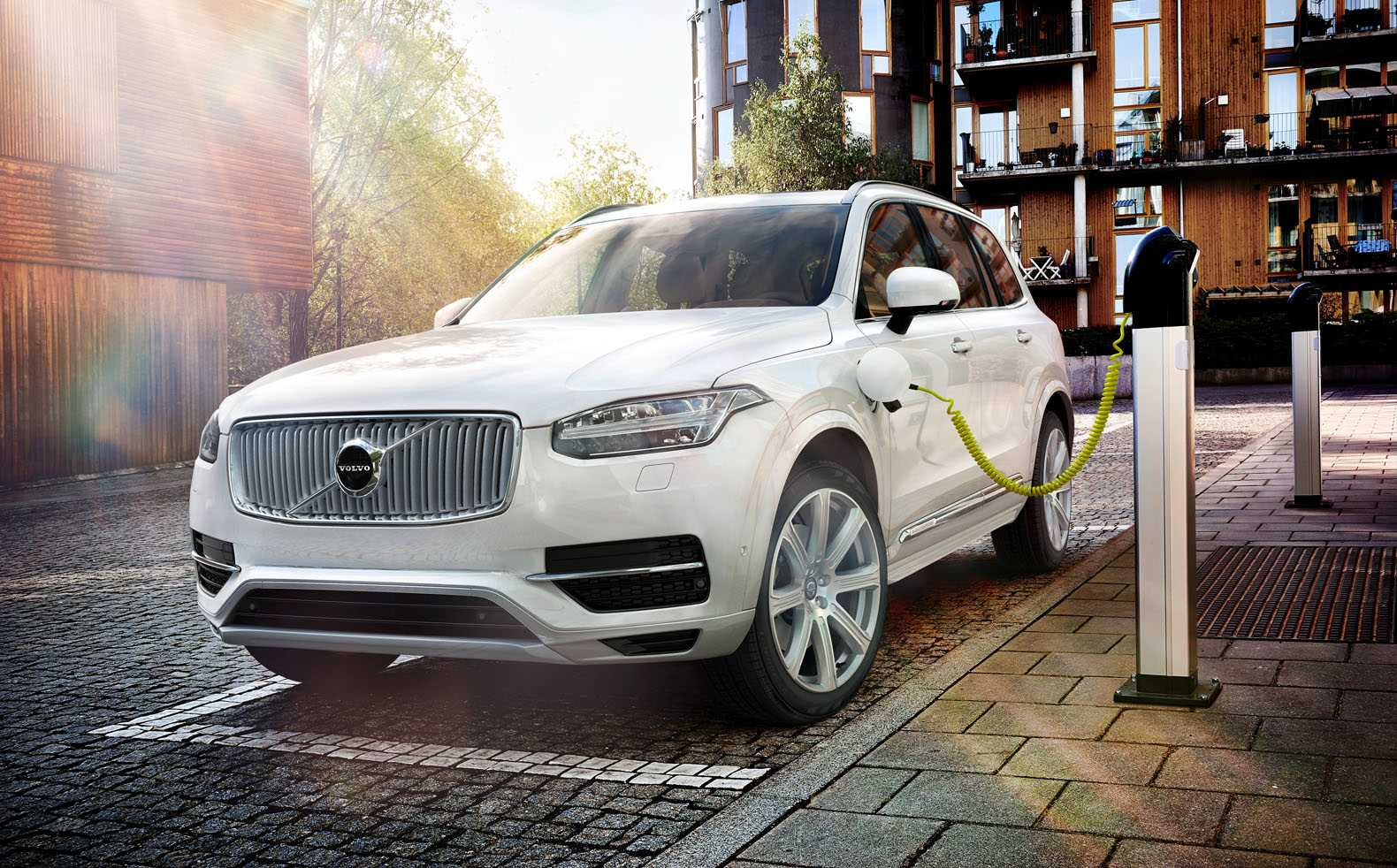 Volvo Reveals New Compact Modular Architecture Platform Details: Electric Vehicle to Come in 2019