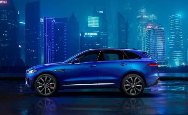 Tesla Model X versus 2017 Jaguar F-Pace – Should Tesla be Afraid of Jaguar's Sporty SUV?