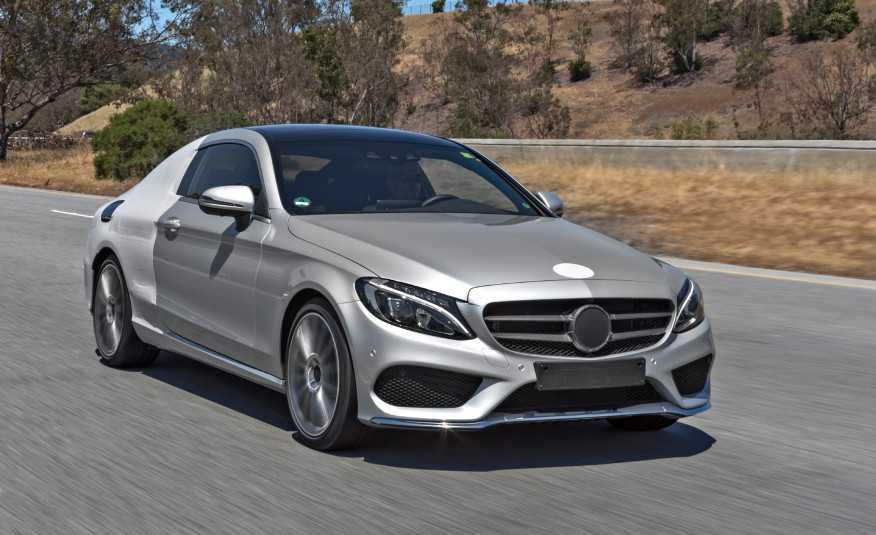 2017 Mercedes Benz GLC Coupe Teaser Video Released