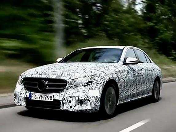 2017 Mercedes Benz E-Class Interiors are Inspired by S-Class yet Unique