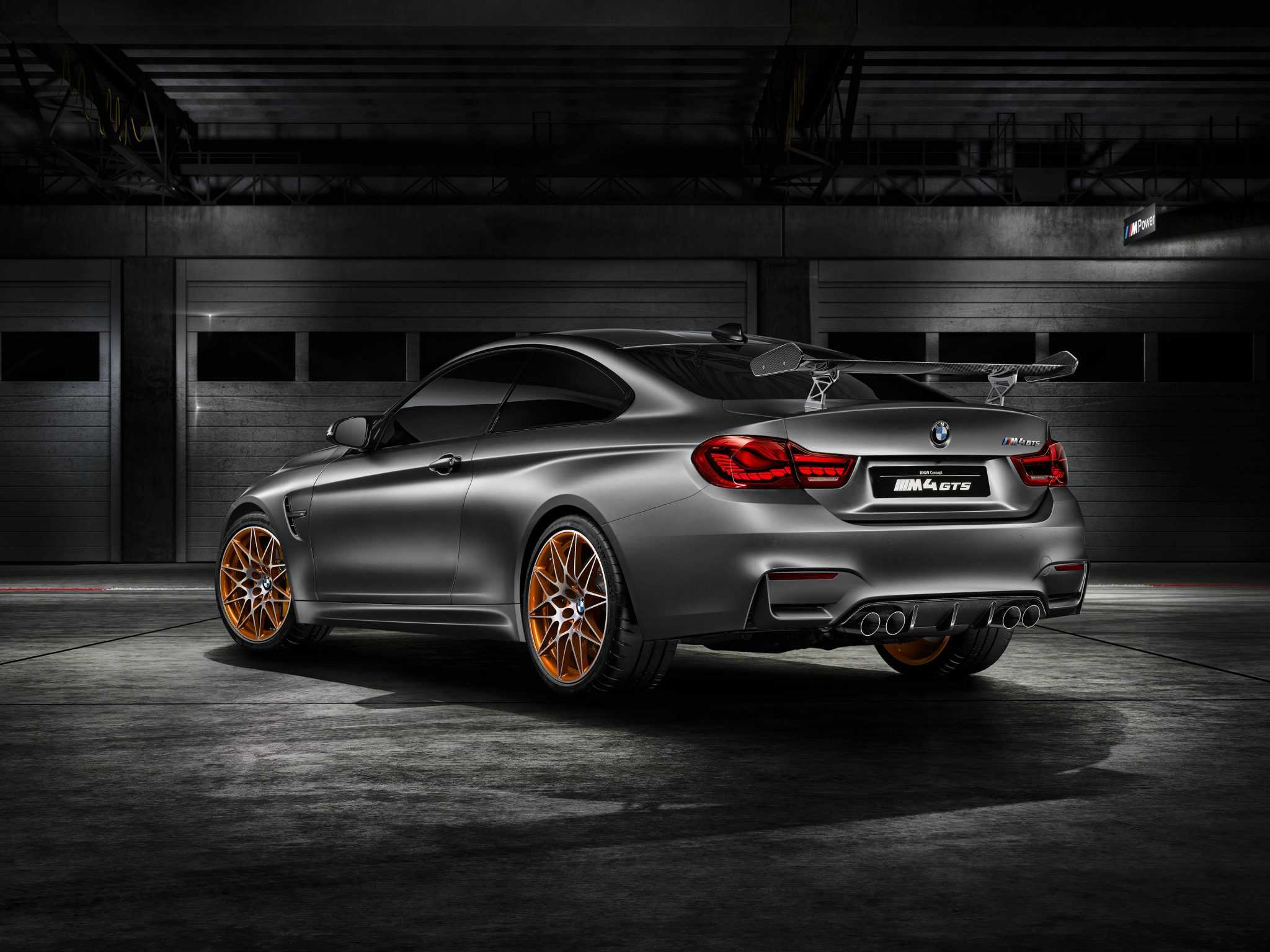 2016 BMW M4 GTS Model: To be Launched in the 2015 Los Angeles Auto Show