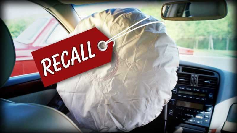 General Motors Recall; Takata Air Bags