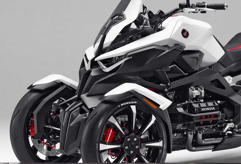 Honda Launches Neowing:  Concept Three-Wheel Motorcycle to be Showcased at the Tokyo Motor Show