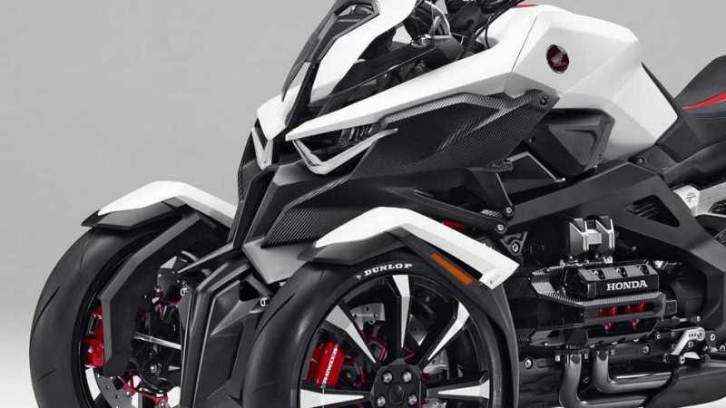 Honda-NEOWING-three-wheeled-motorcycle