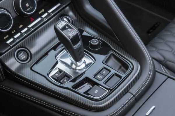 Jaguar F-Type Manual