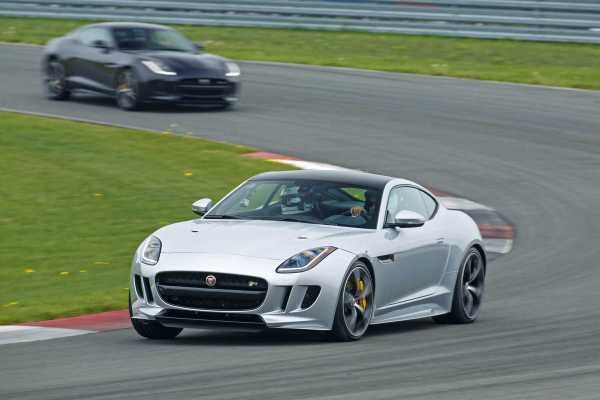 Jaguar F-Type V8 AWD