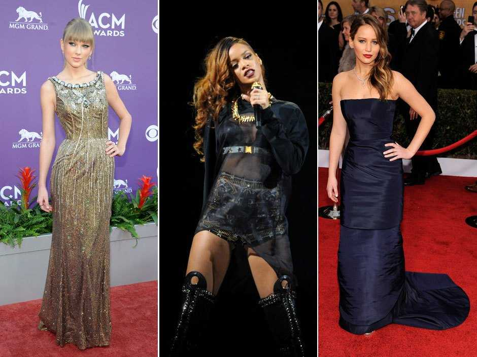 Jennifer Lawrence, Rihanna and Taylor Swift 'Power' Talk: Give Insight about Lessons Learnt